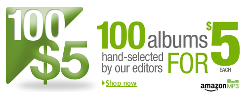 Shop Now - Check out 100 Titles for only $5.00